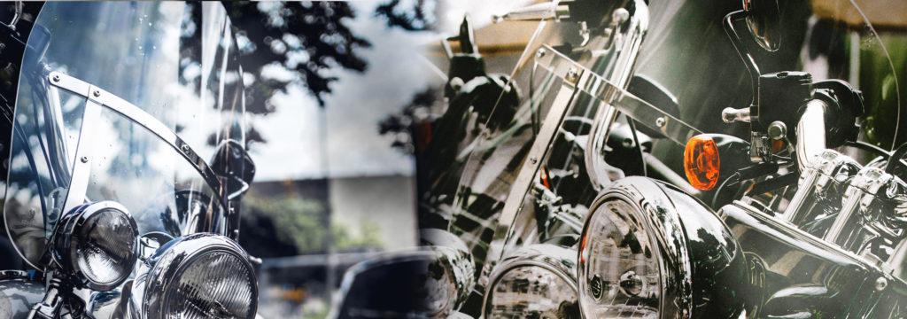 Moottoripyörän tuulilasi