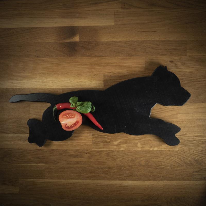 Leikkuulauta koira amstaffi
