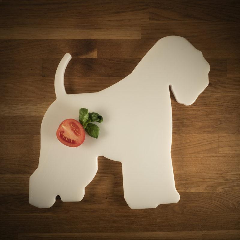 Leikkuulauta koira vehnäterrieri